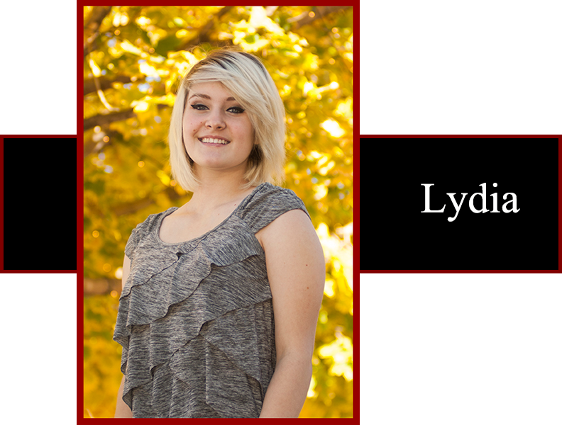 Lydia M has certificates in both Photography & Graphic Design